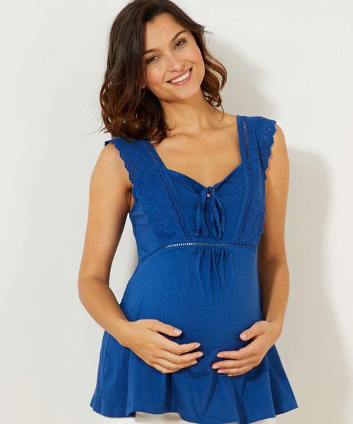 022b65157 Ropa premamá barata 5 prendas básicas para vestir con estilo durante el  embarazo