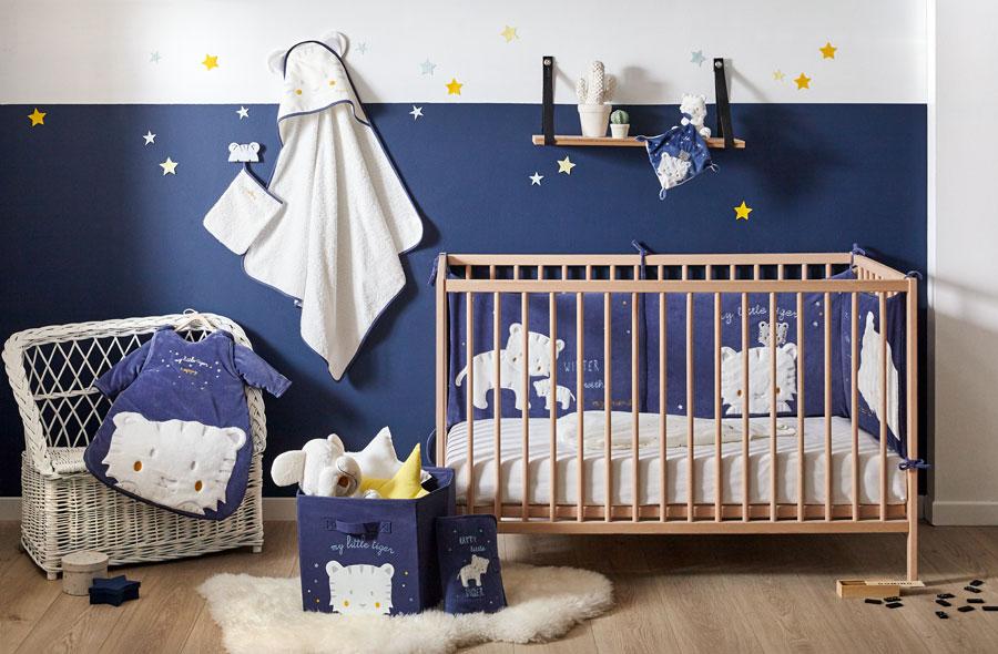 La habitación de mi bebé Bebé | Kiabi