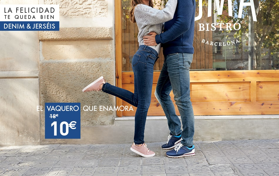 Rebajas KIABI - Zapatos y ropa online - Mujer f763bb46f9ab8