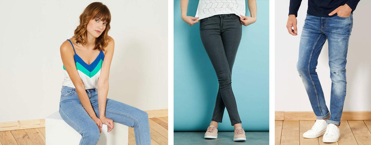 3bcbb5bb6 Pantalones denim  los jeans más deseados del otoño 2018