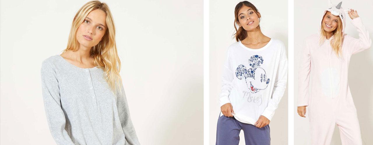 boutique de salida precios increibles material seleccionado Pijamas de mujer: 5 estilos diferentes para dormir a gustito ...