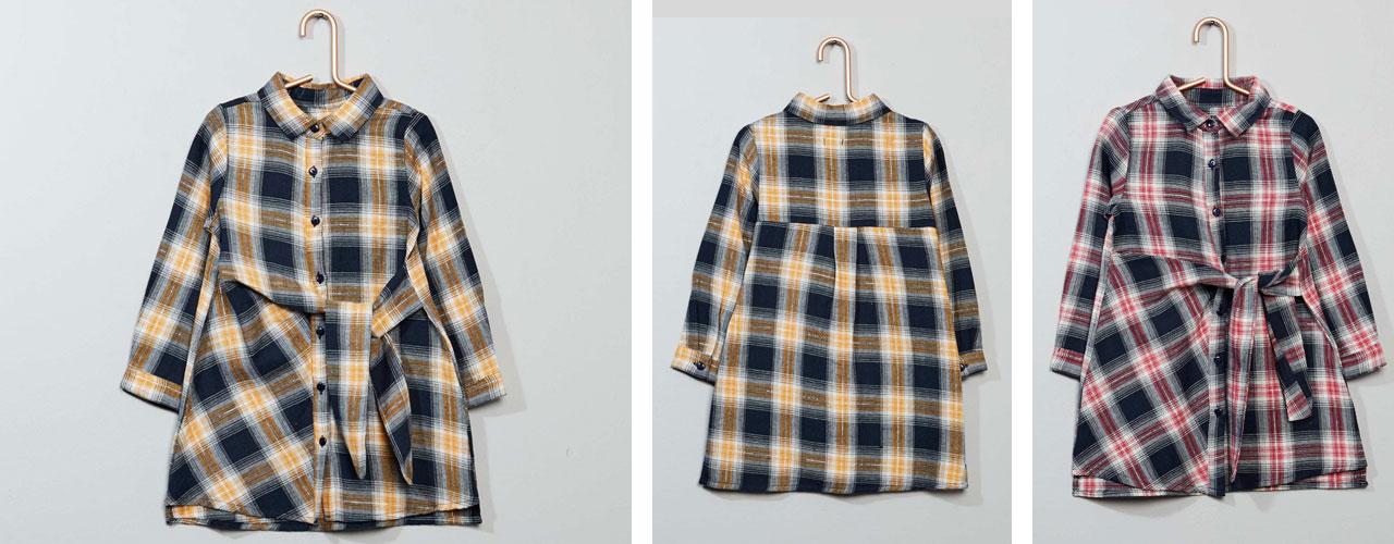 8bf163233 Ropa de niña: 5 'must-haves' de moda del otoño invierno 2018 | Kiabi