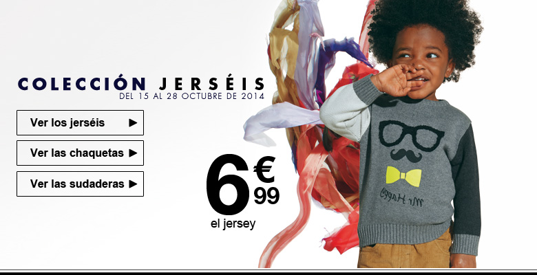 coleccion jerseis